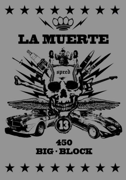 Muerte 450 Big Block DVD