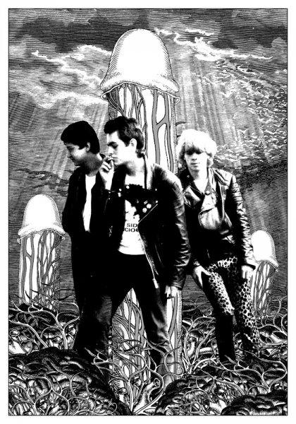 Phallus Band by Elzo Durt 2011