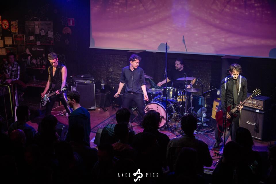 Nervous Shakes Rockerill 30 10 2014