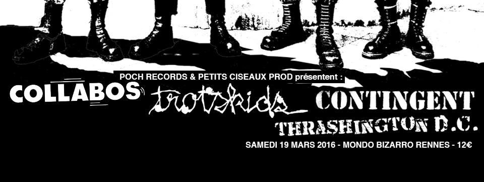 Rennes Mondo Bizarro Mars 2016