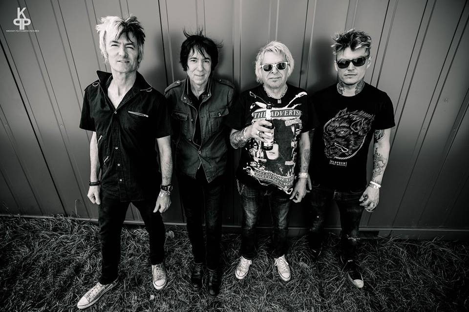 Uk Subs-TV Smith-Contingent